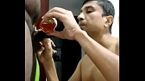 Sucking honey off cock Indian gay