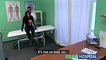 FakeHospital Tight hot wet patient moans with p...