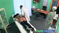 FakeHospital Tight hot wet patient moans with pleasure preview image