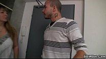Horny guy picks up fat hottie Vorschaubild