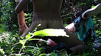 Camila likes the nature .......Watch full @ Colombianaporn.com