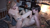 Horny girlfriend bj video