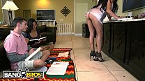 BANGBROS - Boyfriend Dreams Of Fucking Girlfriend's MILF Stepmom