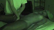 Ebony Client Tries Oral B4 Jacking Off Massage Therapist. Regular Version thumbnail