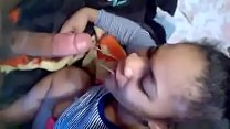 Amateur Ciarra Sucking and taking Dick