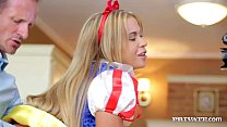 Czech Teens Angella Christin and Niki Sweet Threesome
