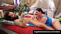 Fucking My Camera Man In Cuba! BBW Angelina Castro - Hola! Image