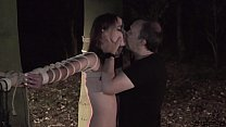 Mouth gag for submissive teen getting spanked and bondage sex thumbnail