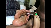 Double Foot Job Session with Kilocakesole 4 and Iamlovecandysoles.