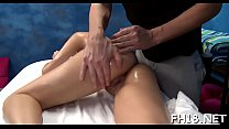 Amanda from x art | hot screwed hard and facialed during a massage movie scene thumbnail