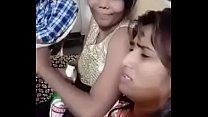 Swathi naidu having Hookah for first time