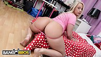 BANGBROS - Sexy Blonde PAWG Lilith Lee Taking Anal Like A Boss thumbnail