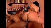 EVASIVE ANGLES Big Bubble Butt Brazilian Orgy V...