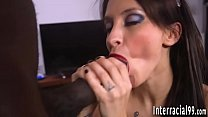 Maid anally banged by bbc