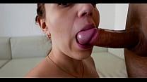 Big Oil Ass Fucking and Cum Doggystyle - Cristall Gloss صورة