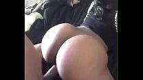 Big booty thot back shots for some food stamps