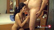 Hot housewife Moni experienced horny porn casting in Zürich Vorschaubild