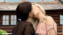 Garden Romance - by Sapphic Erotica lesbian sex with Tania Kari