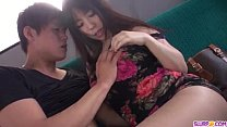 Amazing car sex scenes with insolent Chinatsu Kurusu