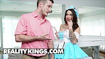 Gorgeous Babe (Lacey Channing) Knows How To Rid...