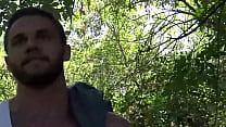 We Stumble Upon Rocke In The Woods And Cant Wait To Test His Tight Ass - Reality Dudes