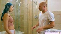 Busty german masseuse gives nuru massage