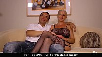 SEXTAPE GERMANY - Amateur sex tape with naughty German couple