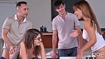 After-Sch00l Special When Students & Teacher Ge...