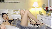 Euro Hot Cam Girl with Amazing Feet and High Heels   - combocams.com صورة