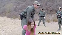 Police officer mother friends daughter Anal for...