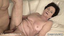 Mom's Hairy Pussy Gets Pounded Hard صورة