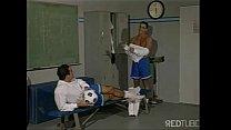 gay soccer jocks make a bet