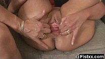 Alluring Sexy F isting Milf Pounded nded