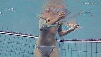 rebecca romijn topless, nastya volna is like a wave but underwater thumbnail