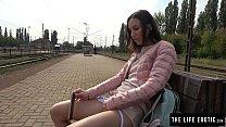 Tall skinny girl almost caught masturbating in ...'s Thumb