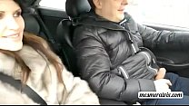 Mesmeratrix makes a HANDJOB to Andrea Diprè in the CAR!!! Very dengerous!!!