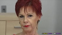 grandma's masturbation