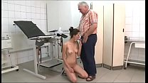 dirty old man visits and gropes a hot young girl (stefanie knight porn) thumbnail