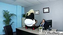 Sex Tape In Office With Nasty Wild Worker Girl video-09
