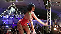 Gran Desfile De Moda Apasionada En El Salón Erótico De Murcia 2015
