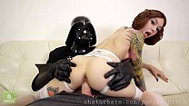 Purple Bitch Darth Vader fuck Thumbnail