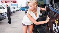 VIP SEX VAULT - Sex Addict Nikky Dream fucks in Taxi