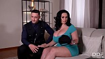 Dirty Cop Fucks the Daylights out of a Busty Su...