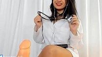 ASMR RolePlay Medica Safada Te Gozando Gozar Gostoso DOCTOR SEXY LATINA BLOWJOB MEDICA FAZENDO SEXO ORAL ATE GOZAR NA BOCA thumbnail