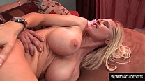 Totally Tabitha takes cock in pussy and asshole pornhub video