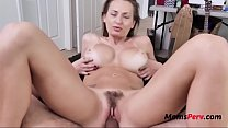 Soothing SOn With Mom's Hot Busty Tits- Natasha Starr
