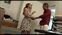 Ebony Quick Office Fuck preview image