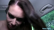 Public Agent Backseat creampie for Jessica Beil and her wet pussy صورة