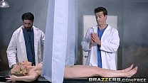 Brazzers - Doctor Adventures -  Shes Crazy For Cock Part 2 scene starring Ashley Fires, Charles Dera