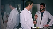 Brazzers - Doctor Adventures -  Shes Crazy For Cock Part 2 scene starring Ashley Fires, Charles Dera Image